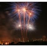 fuego artificial fiesta mayor de cornella 2006