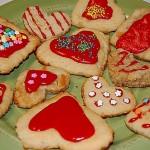 galleticas de corazón