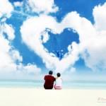 cielo corazón