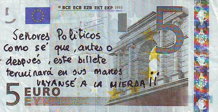 euros politicos