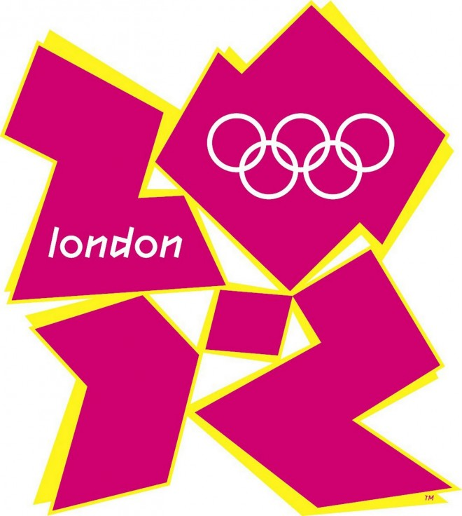 LONDON 2012 Londres LOGO