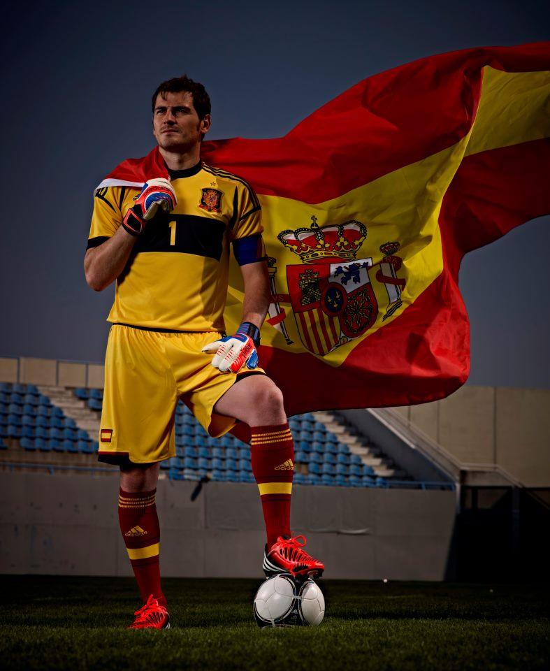 iker espana campeona de europa