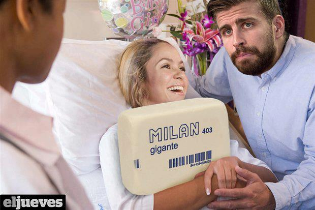 milan hijo de shakira y pique