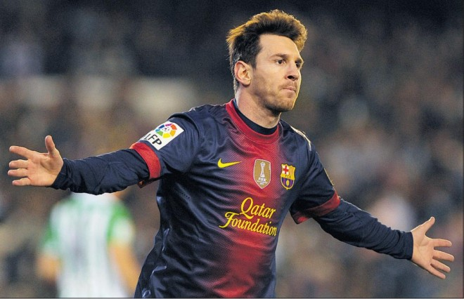 Messi 2013 2014