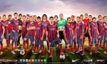 Equipo f c barcelona 2014