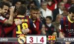 Barcelona madrid 3 a 4