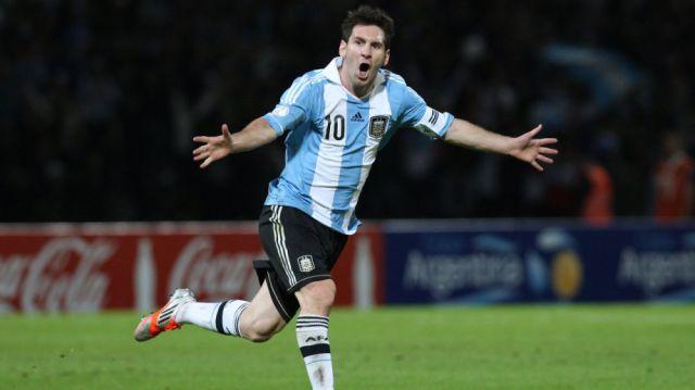 Mejores Jugadores Copa Mundial de Fútbol 2014 Lionel messi
