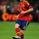 Mejores Jugadores Copa Mundial de Fútbol 2014 Andres iniesta